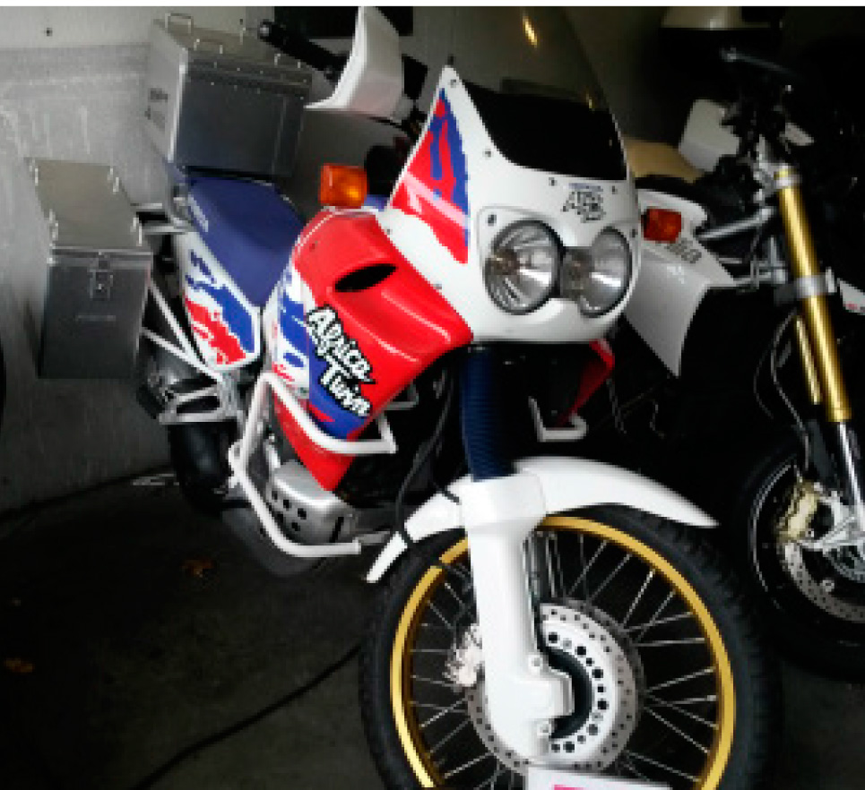 Motorrad XRV 750
